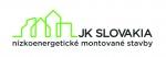 JK Slovakia nízkoenergetické montované stavby, s. r. o.,
